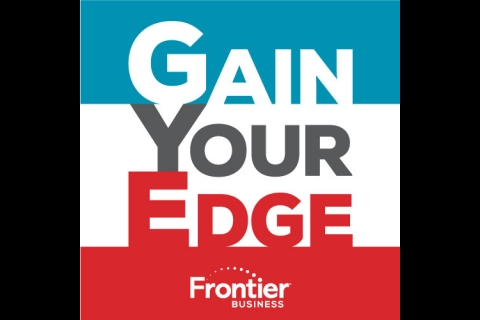 Gain Your Edge Logo.